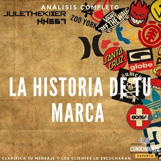 058 - Construye la Historia de Tu Marca