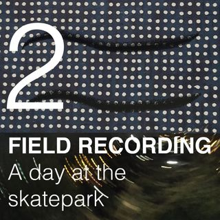 A day at the skatepark