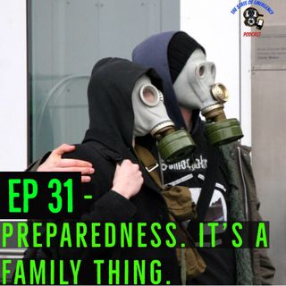 Preparedness. It's a Family Thing