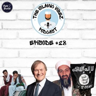 EP#28: Just Thinking - Are all 'terrorists' Muslim?