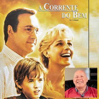 """Workshop de filme """"A Corrente do Bem"""" com David Hoffmeister"""