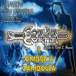 Audiolibro Conan il barbaro 11- Ombre a Zamboula
