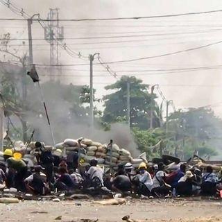 La escalada de violencia en Birmania es una catástrofe: ONU