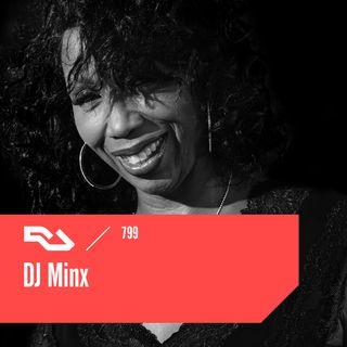RA.799 DJ Minx - 2021.09.26