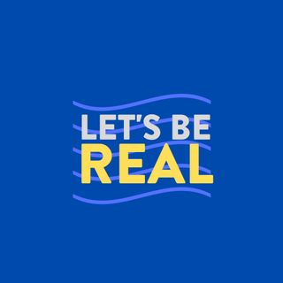 Let's Be Real - Pr Irin Tan (Teenedge, HCA Klang)