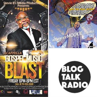 (Episode 30) - Stevie B's A Cappella Gospel Music Blast