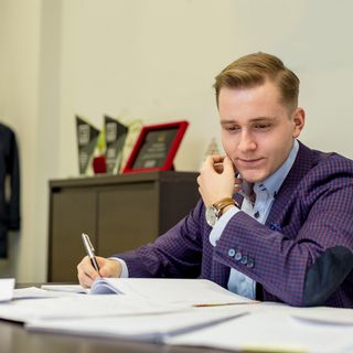 Adwokat Grzegorz Hawryłkiewicz - rozmowa o prawie.
