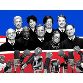 The Supreme Court  8 cases the justices have yet to rule on 2 against Trump