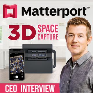 84. 3D Space Capture | Matterport CEO interview | $GHVI
