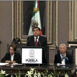 Miguel Barbosa nuevo gobernador de Puebla