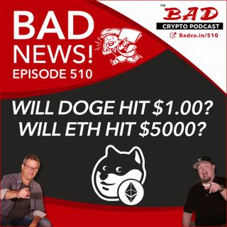 Will DOGE Hit $1.00? Will ETH Hit $5000? - Bad News For 5/6/21