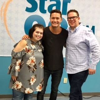 PODCAST: 'Good Good Father' Songwriter Pat Barrett Joins Rick & Mysti