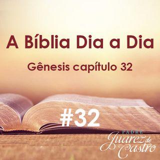Curso Bíblico 32 - Gênesis Capítulo 32 - Labão e Jacó - Padre Juarez de Castro