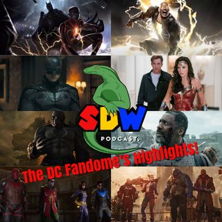 The DC Fandome's Highlights!