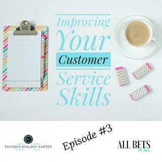Improving Your Customer Service Skills