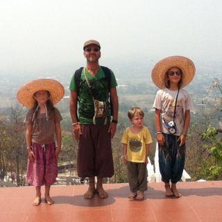 Life like a modern day gypsy family; travel adventure