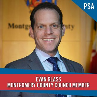 Councilmember Evan Glass - Montgomery County Stimulus Legislation Update