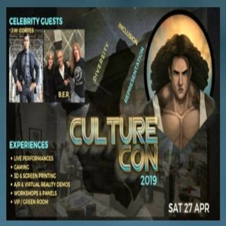 PSA: The Groundbreaking Newark Culture Con Returns