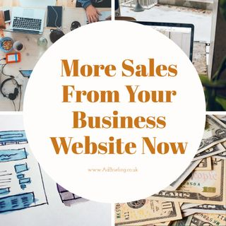 076 [ABR] A Lot More Sales for Your Business Website   CW12