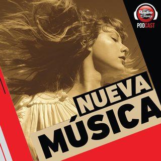 26/03| Taylor Swift, Reik, Nicki Nicole & Lunay, Natalia Lafourcade, Paul McCartney y más novedades.