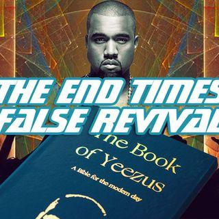 NTEB BIBLE RADIO: The End Times False Revival Of The Laodicean Church