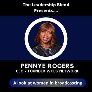 Season One, Episode Fourteen: Women in Broadcasting/ Pennye Rogers owner of WCEG Network