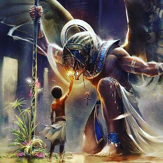 #10 - El Ojo de Horus. 20 Señales de que eres un SANADOR.