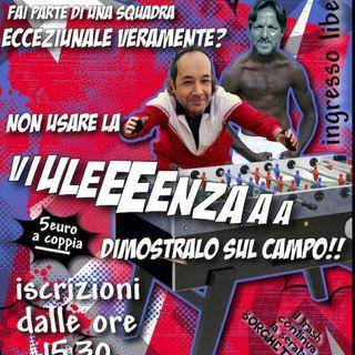 Prof. Morisco e Il Soccer di Fine anno  a Barletta