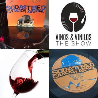 VINOS & VINILOS THE SHOW 08/04/2020