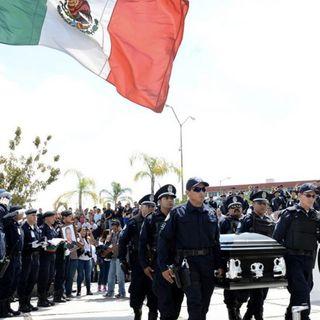 Siguen al alza homicidios de policías: Causa en Común