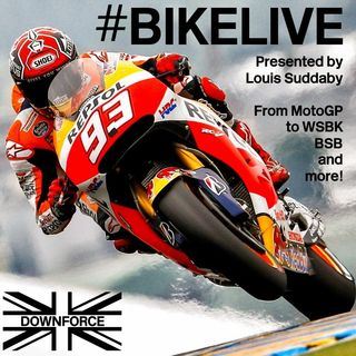 #BikeLIVE - John Surtees