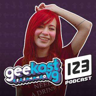123:¡Bienvenida Jenni!, Consola de KFC, Super Nintendo World y más.
