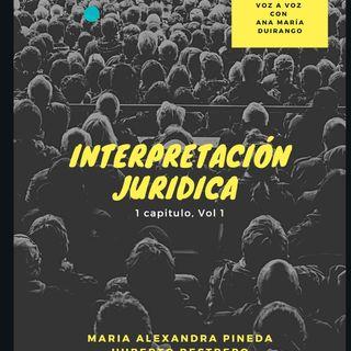 Todo sobre: Interpretación Jurídica.