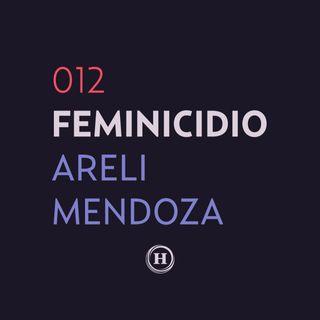 Feminicidio de Areli Mendoza