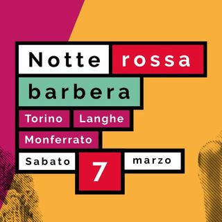 Café Bleu Radio RBE - Notte Rossa Barbera 2020 - Intervista a Francesca Lonardelli