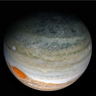 Mighty Jupiter Revealed