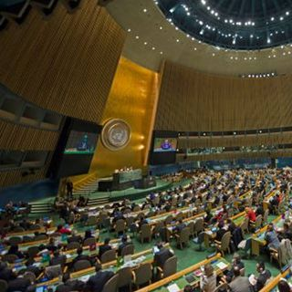ONU adopta resolución de México para protección de migrantes