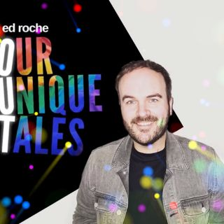 COMING SOON: Ed Roche - Our Unique Tales