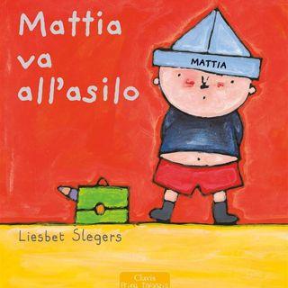 Mattia va all'asilo