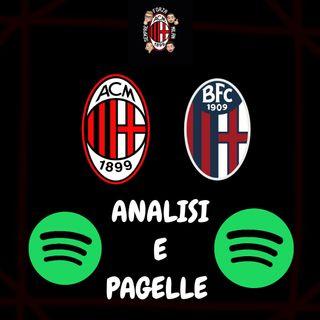 MILAN FORZA 5!! || Milan Bologna 5-1