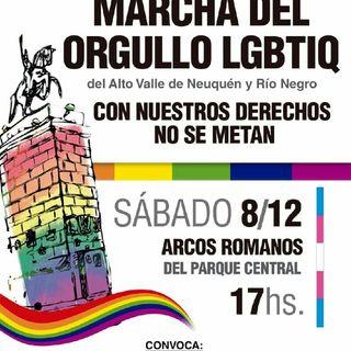 Se viene La Marcha del Orgullo LGBTIQ