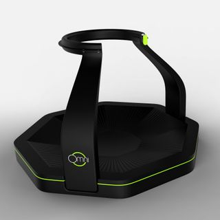 gamercast ep12: The Virtuix Omni!