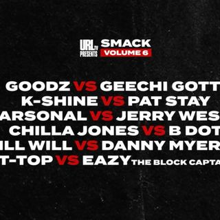 Ep. 30 - Smack Volume 6 Predictions