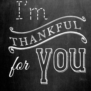 End of year Gratitude