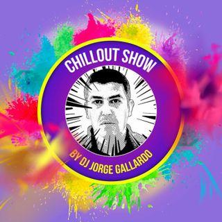 CHILLOUT SHOW (Show 001) Low BPMS - 100 BPMS