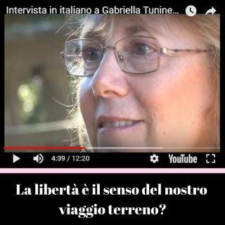Cos'è la libertà? Intervista a Gabriella Tuninetti su Freespirit-tv.com