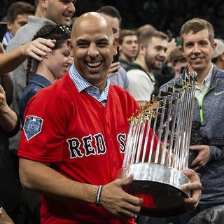 Red Sox Skipper Alex Cora Up For MLB Manager Of The Year Tonight
