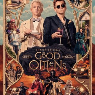 Good Omens! Chernobyl! Swamp Thing! Deadwood! & More!