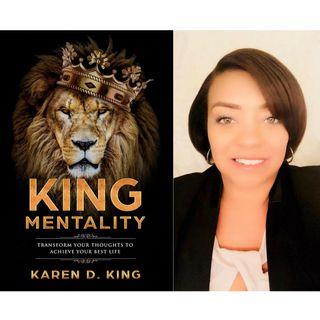 Karen D King Interview 14 July 2018