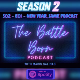 S02-E01 - New Year, Same Podcast